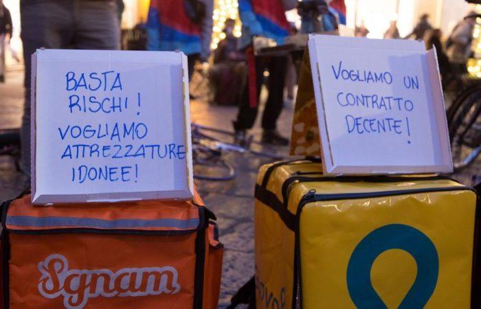 """""""Na Manzoor""""… Inaccettabile! I riders respingono l'accordo-truffa"""