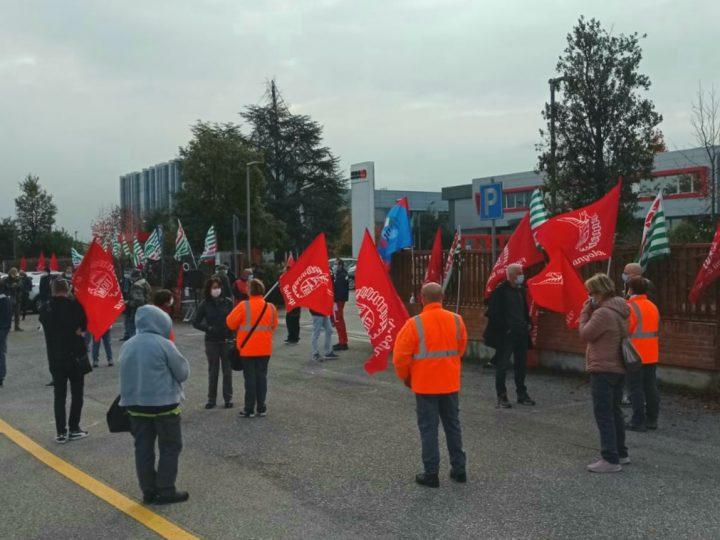 Lo sciopero del 5 Novembre all'IMA di Bologna