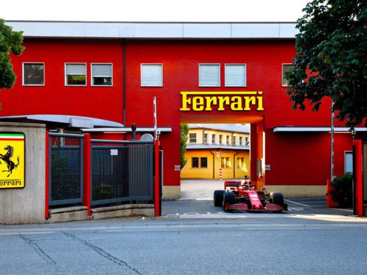 Ferrari di Modena, cronaca di uno sciopero