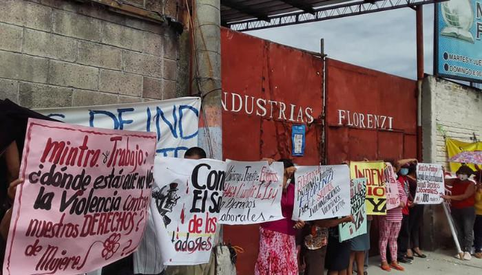 Assemblea dell'area Giornate di Marzo di Bologna del 22 Gennaio: dichiarazione di solidarietà con i lavoratori in sciopero dell'industria Florenzi in El Salvador.