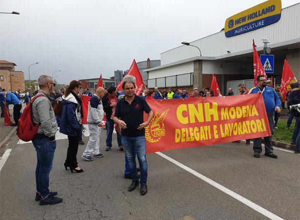 CNH: basta far pagare ai lavoratori, è ora di presentare il conto!