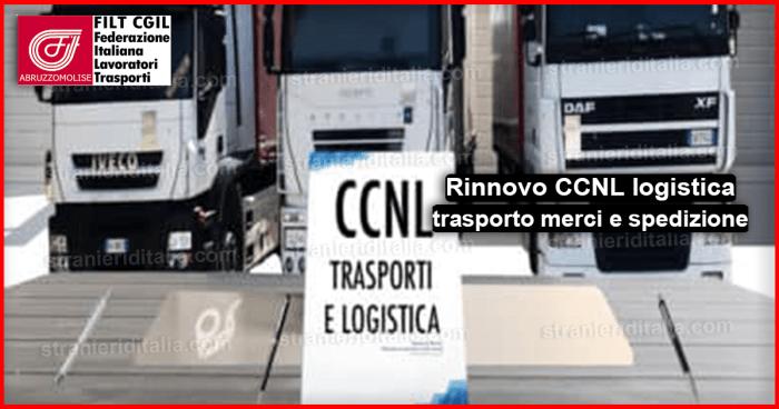contratto Logistica – SE NON ORA QUANDO? PER UNO SCIOPERO NAZIONALE DI CATEGORIA!