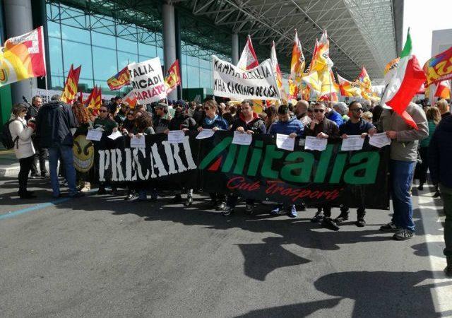 Draghi becchino di Alitalia?