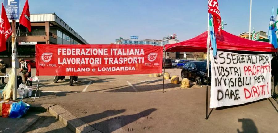 CCNL logistica: DICIAMO NO ALL'IPOTESI DI RINNOVO