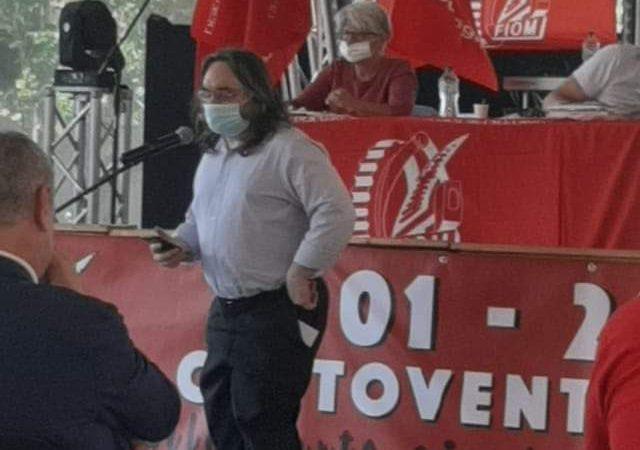 Intervento di Massimo Pieri all'Assemblea Generale Fiom di Bologna del 24 Giugno in occasione della celebrazione del 120° anniversario della Fiom