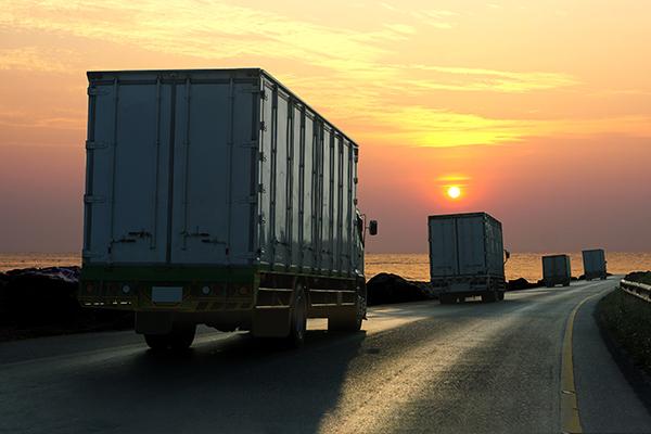 Lavorare nella logistica in Campania. Intervista ad un driver.