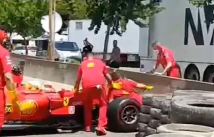 Gravissimo incidente sul lavoro al Motor Valley Fest di Modena
