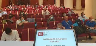 Intervento all'assemblea generale nazionale della Filt-CGIL del 16 giugno